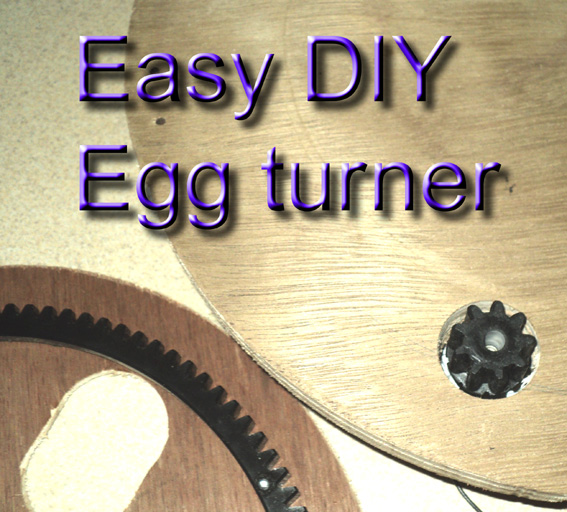 diy egg turner for incubator - Diy (Do It Your Self)